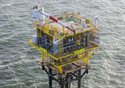 Duurzaam gasproductieplatform voor Tulip Oil