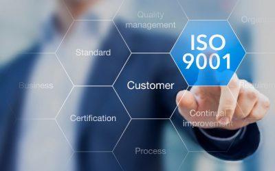 Hercertificering ISO 9001:2015