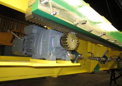 Camera-inspectiesysteem inpassen in een staalwalserij