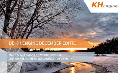 De KH Engine; het digitale magazine van KH Engineering is live!