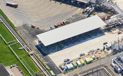 Vervanging brandstoffen laadstation Koole Terminals