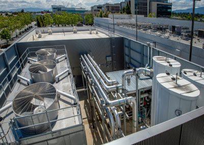 Verduurzaming klimaatinstallaties chemische fabriek