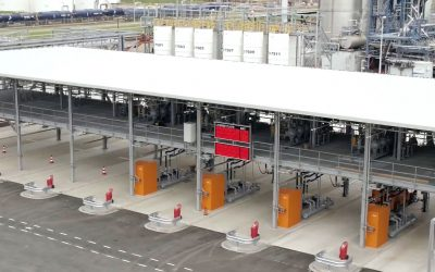 Replacement fuels loading station for Koole Terminals