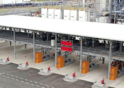 Nieuw brandstoffen laadstation Koole Terminals